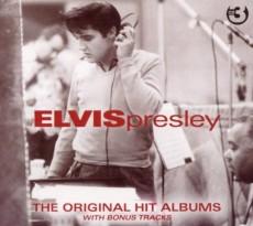 3CD / Presley Elvis / Original Hit Albums / 3CD