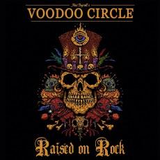 LP / Voodoo Circle / Raised On Rock / Vinyl / Green