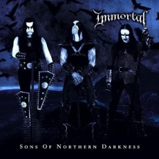 2LP / Immortal / Sons Of Northern Darkness / Vinyl / 2LP