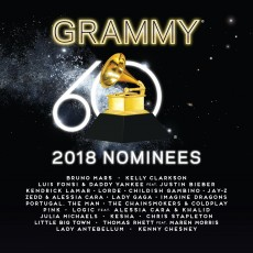CD / Various / 2018 Grammy Nominees