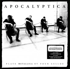 2LP/CD / Apocalyptica / Plays Metallica / Vinyl / 2LP+CD / 20th Anni.s