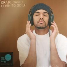 2LP / David Craig / Born To Do It / Vinyl / 2LP