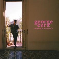 LP/CD / Ezra George / Staying At Tamara's / Vinyl / LP+CD