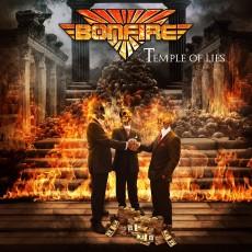 LP / Bonfire / Temple Of Lies / Vinyl / Red