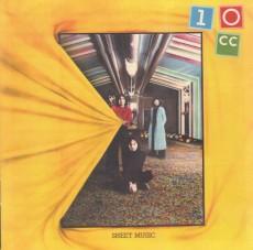CD / 10cc / Sheet Music