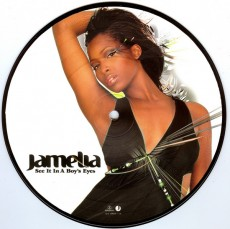 "LP / Jamelia / See It In A Boys Eyes / Vinyl / Single / 7"" / Picture"