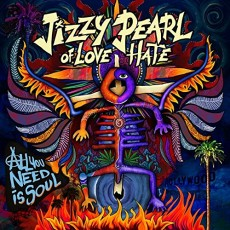 LP / Jizzy Pearl Of Love/Hate / All You Need Is Soul / Vinyl