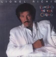 LP / Richie Lionel / Dancing On The Ceileng / Vinyl