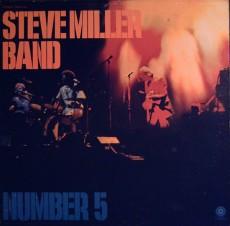 LP / Steve Miller Band / Number 5 / Vinyl