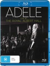 Blu-Ray / Adele / Live At Royal Albert Hall / Blu-Ray Disc+CD