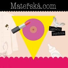 CD / Mateřská.com / Laktační psychóza / Digipack