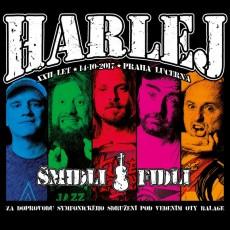 CD/DVD / Harlej / Šmidli fidli / CD+DVD / Digipack