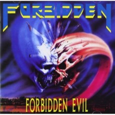 CD / Forbidden / Forbidden Evil