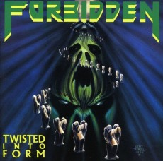 CD / Forbidden / Twisted Into Form