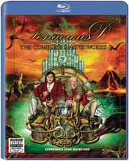 Blu-Ray / Tenacious D / Complete Master Works 2 / Blu-Ray