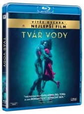 Blu-Ray / Blu-ray film /  Tvář vody / Shape Of Water / Blu-Ray