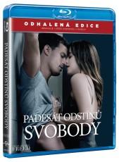 Blu-Ray / Blu-ray film /  Padesát odstínů svobody / Blu-Ray