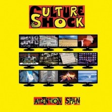 CD / Culture Shock / Attention Span