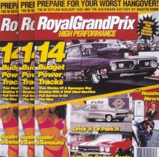 CD / Royal Grand Prix / High Performace