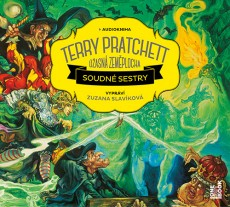 2CD / Pratchett Terry / Soudné sestry / 2CD / MP3