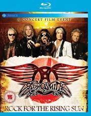 Blu-Ray / Aerosmith / Rock For The Rising Sun / Blu-Ray Disc