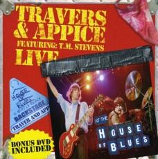 CD/DVD / Travers & Appice / Live / CD+DVD