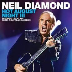 CD/BRD / Diamond Neil / Hot August Night III / 2CD+BRD / Digipack
