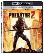 UHD4kBD / Blu-ray film /  Predátor 2 / UHD+Blu-Ray