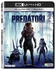 UHD4kBD / Blu-ray film /  Predátoři / UHD+Blu-Ray