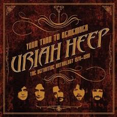 2LP / Uriah Heep / Your Turn To Remember:Definitive Anthology / Vinyl
