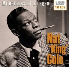 10CD / Cole Nat King / 22 Original Albums / 10CD