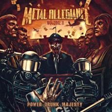 2LP / Metal Allegiance / Vol.II:Power Drunk Majesty / Vinyl / 2LP