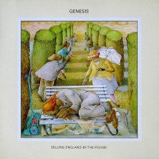 LP / Genesis / Selling England By The Pound / Vinyl