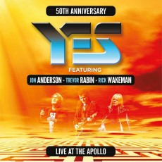 2CD / Yes / Live At Apollo / 2CD