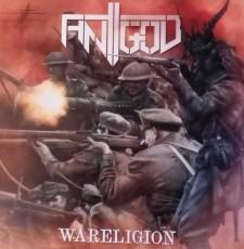 LP / Antigod / Wareligion / Vinyl