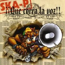 CD / Ska-P / Que Corra La Voz !!