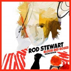 CD / Stewart Rod / Blood Red Roses / DeLuxe