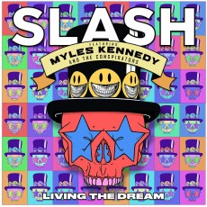 CD / Slash Feat.Myles Kennedy / Living The Dream