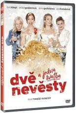 DVD / FILM / Dvě nevěsty a jedna svatba