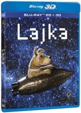 3D Blu-Ray / Blu-ray film /  Lajka / 3D+2D Blu-Ray