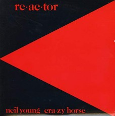 LP / Young Neil & Crazy Horse / Re-ac-tor / Vinyl