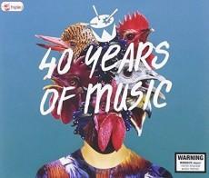 4CD / Various / 40 Years Of Music / 4CD