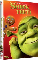 DVD / FILM / Shrek třetí / Shrek The Third