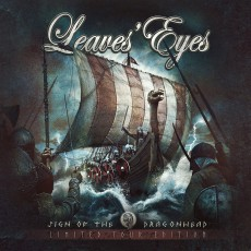 3CD / Leaves'Eyes / Sign Of The Dragon / Tour Edition / 2CD+CDs / Digipack