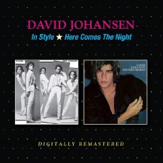 CD / Johansen David / In Style / Here Comes The Night