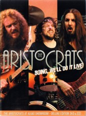 2CD/DVD / Aristocrats / Boing,We'll Do It Live / 2CD+DVD