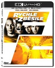 UHD4kBD / Blu-ray film /  Rychle a zběsile / UHD+Blu-Ray