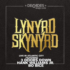 2LP / Lynyrd Skynyrd / Live In Atlantic City / Vinyl / 2LP