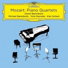 CD / Mozart / Piano Quartets / Barenboim