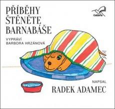 CD / Adamec Radek / Příběhy štěněte Barnabáše